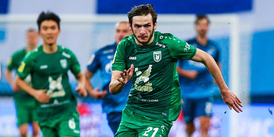 «Так бывает». В «Локомотиве» объяснили, почему Кварацхелия перешел в «Рубин»