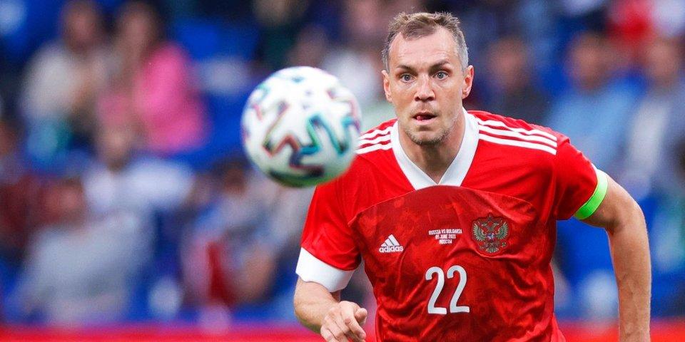 Кириченко назвал Дзюбу стержневым футболистом для сборной России