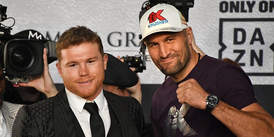 Русский боксер получит 12 миллионов долларов за бой. Его соперник побеждал 52 раза и уступил только Мейвезеру