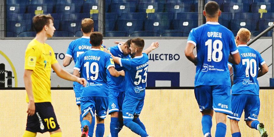 Захарян забил первый гол сезона Тинькофф РПЛ (видео)
