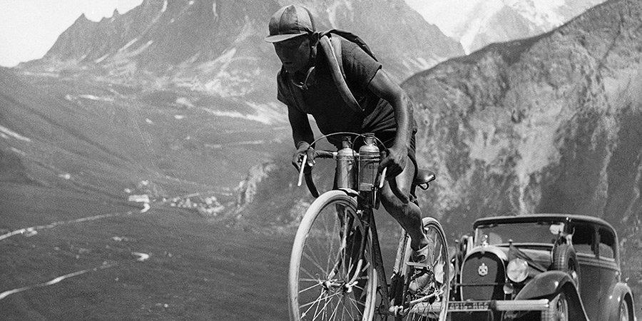 Кровавое шоу «Тур де Франс», часть первая. 1920-1967