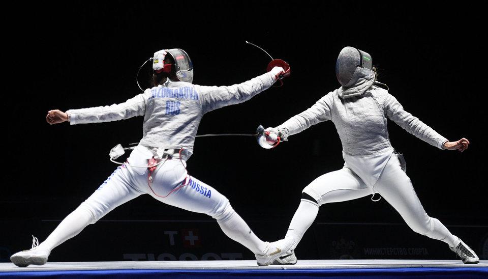 Саблистка Великая вышла в 1/8 финала на Олимпиаде-2020