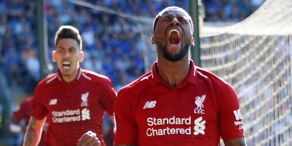 ливерпуль News: «Ливерпуль» вернулся на первое место в АПЛ, «Арсенал