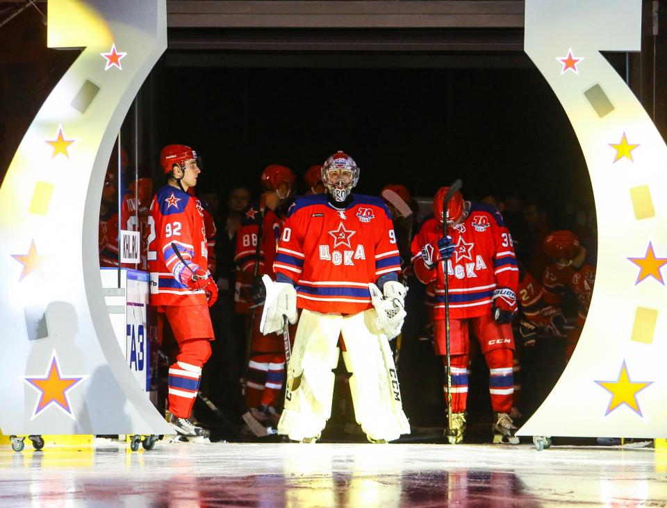 ЦСКА в Москве разгромил «Торпедо», Сорокин вновь не пропустил