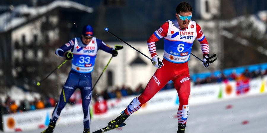Мельниченко рассказал, почему не смог выступить лучше в рамках 4-го этапа на «Ски Туре»