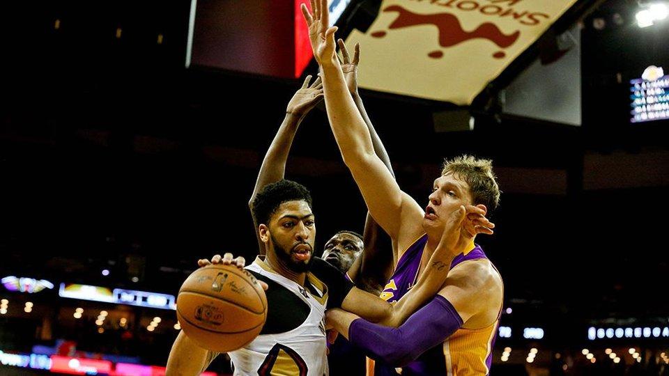 Энтони Дэвис: «Я – лучший игрок в НБА»