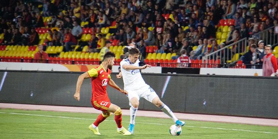 Гол Ломовицкого помог «Арсеналу» обыграть «Оренбург»