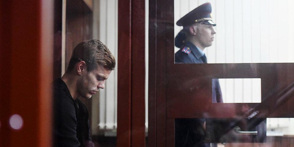 Член исполкома РФС обратился к главе союза по инциденту с Кокориным и Мамаевым