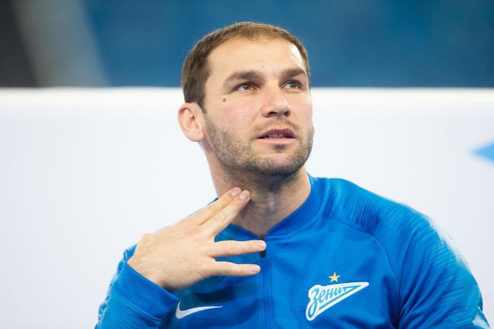 Бранислав Иванович: «Зенит» сделал очень большой шаг к чемпионству»