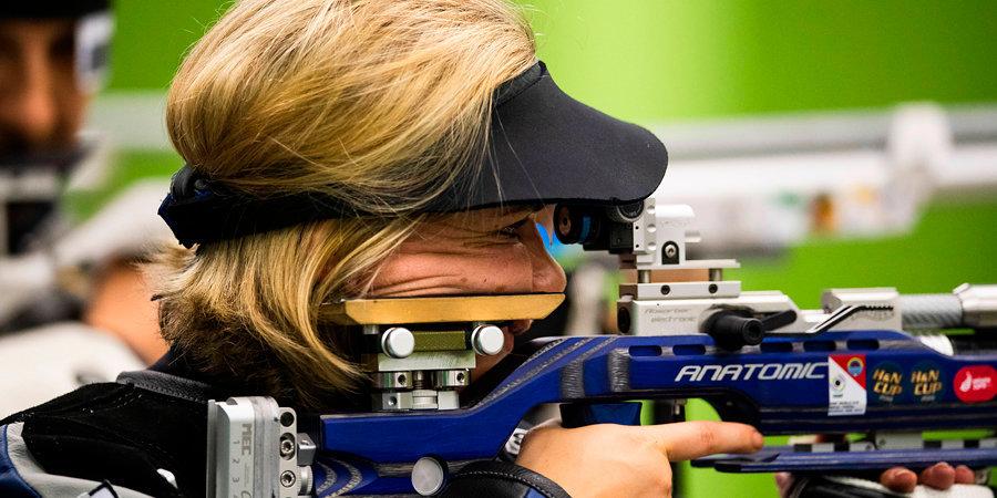 Россиянки выиграли золото и серебро на этапе КМ по пулевой стрельбе