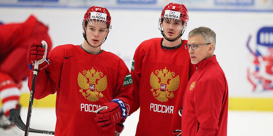 Сафонов, Бардаков и Подколзин зажгли в КХЛ после МЧМ. Им пошла на пользу работа со штабом Ларионова