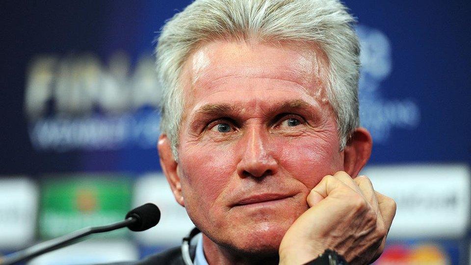 Хайнкес возглавил «Баварию»