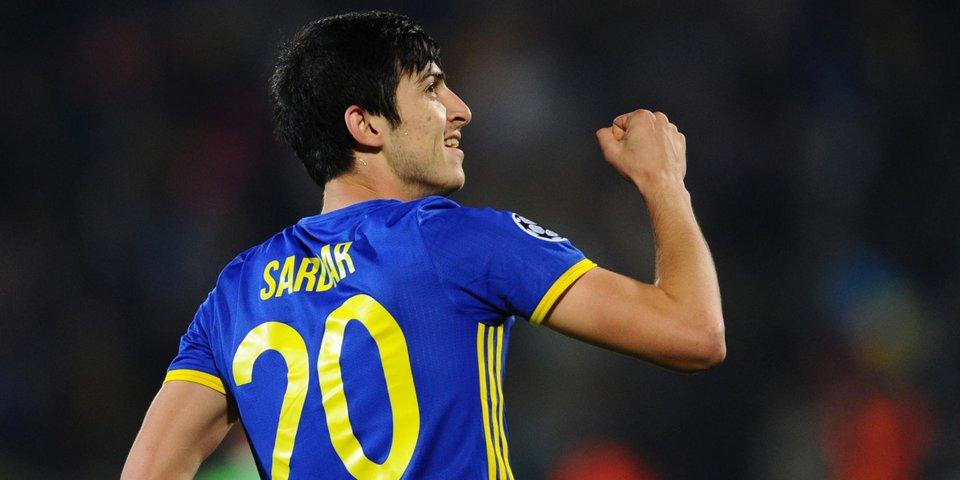 Азмун забил лучший гол тура по версии программы «После футбола» с Георгием Черданцевым