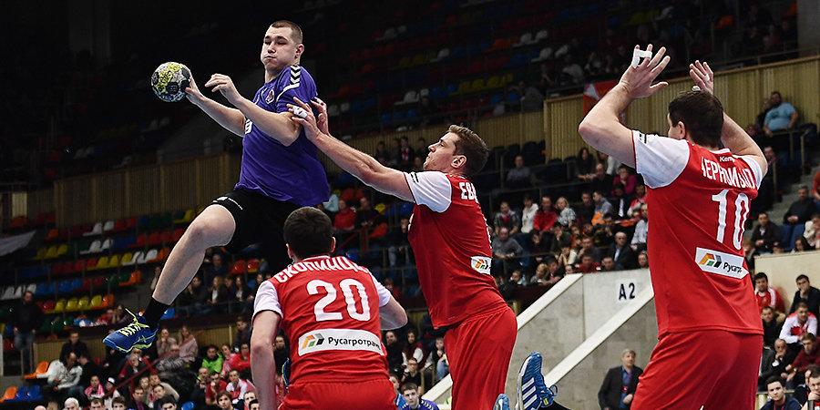 «Чеховские медведи» в 18-й раз подряд стали чемпионами России