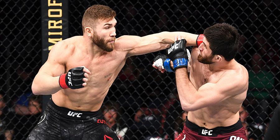 UFC вновь хочет организовать реванш между Анкалаевым и Куцелабой