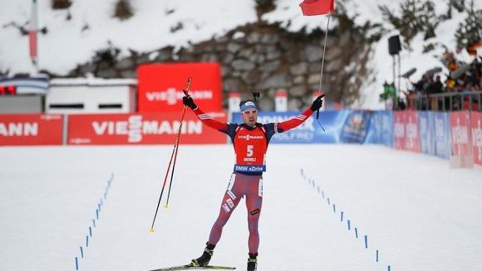 Антон Шипулин: «Это моя трасса. Надеюсь, на Олимпиаде все получится»