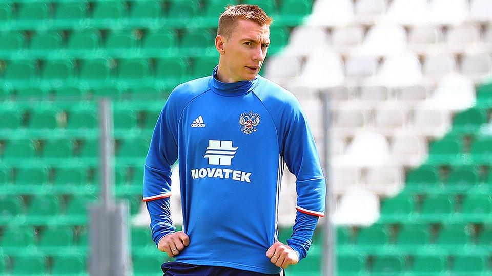 Андрей Семенов: «В Лейпциге очень комфортно готовиться к матчу со Швецией»