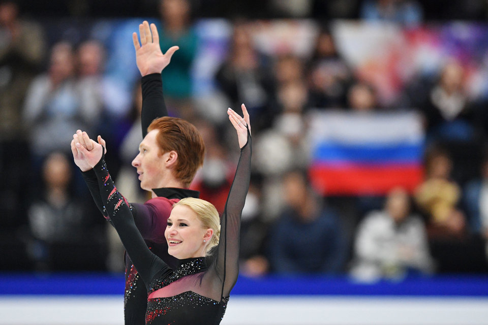 Владимир Морозов: «Парное катание не развивается сильно, у нас нет мотивации делать четверные»