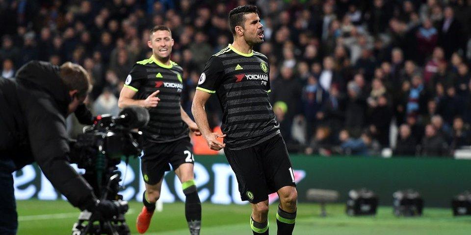 «Вест Хэм» – «Челси»: голы и лучшие моменты