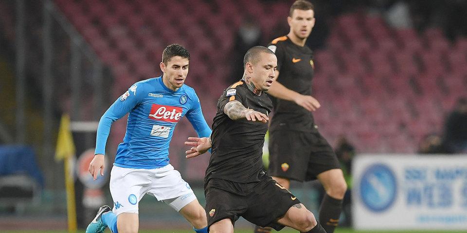 «Рома» помогла «Ювентусу», победив в Неаполе