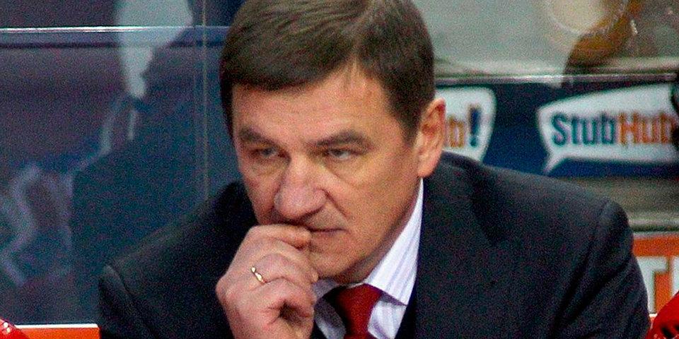 Суперсерия стартовала с разгрома сборной России