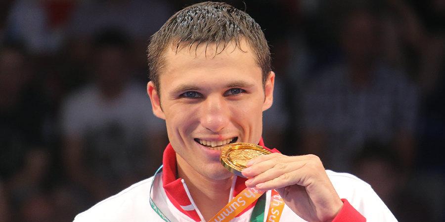 Андрей Замковой: «Было ожидание сложного боя, потому что у нас обоих чувствительный стиль бокса»