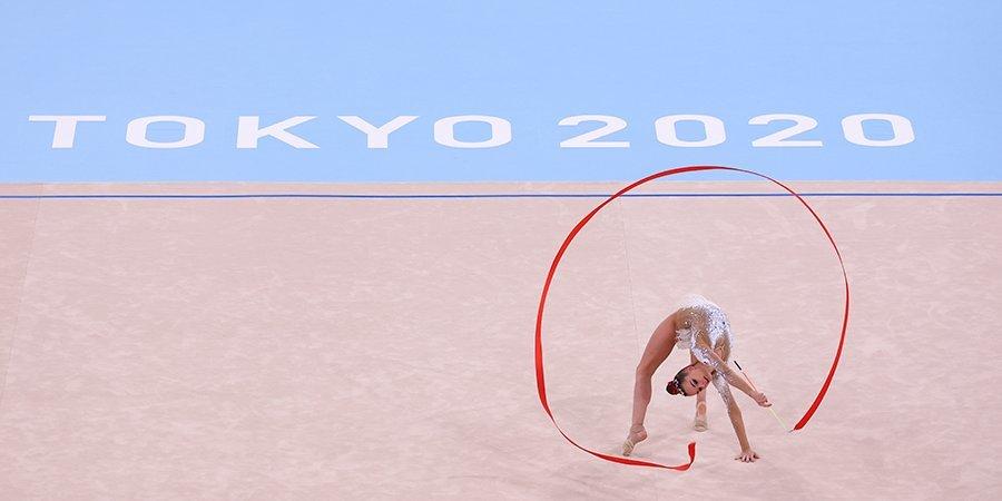 Украинская судья объяснила, почему Аверина получила на Олимпиаде более низкую оценку, чем гимнастка из Израиля