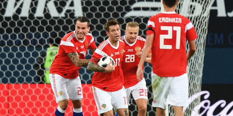 Эйдур Гудйонсен: «ЧМ-2018 – прекрасная возможность для сборной России поднять уровень»