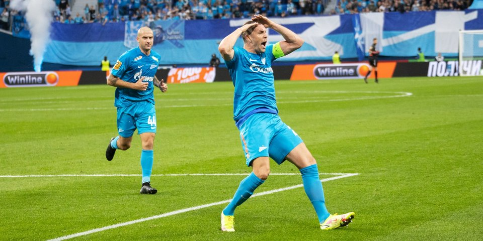 «Спартак» победил «Уфу», Гилерме удалился в Химках, Дзюба организовал оба гола «Зенита» и ответил про сборную. Видео