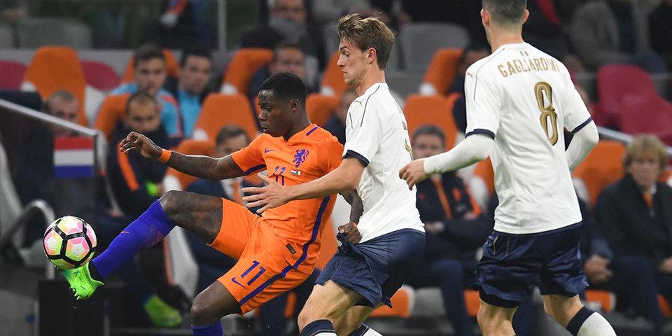 Нидерланды – Италия: голы и лучшие моменты