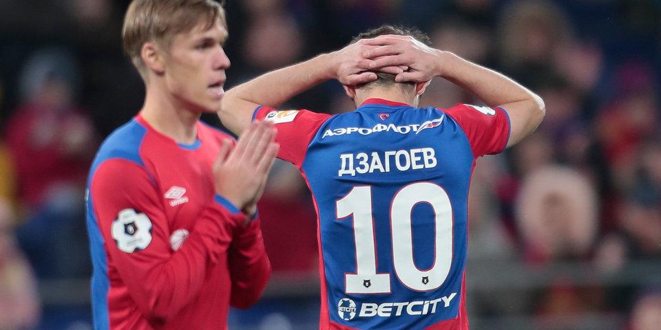 «Краснодар» забил ЦСКА дважды за 2 минуты и увез победу из Москвы. Голы и лучшие моменты