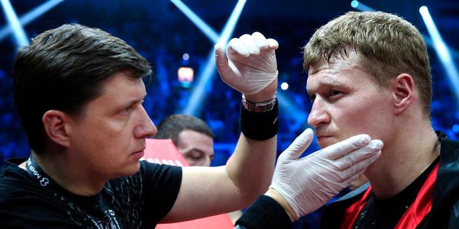 Поветкин проиграл Уайту нокаутом и лишился звания временного чемпиона WBC