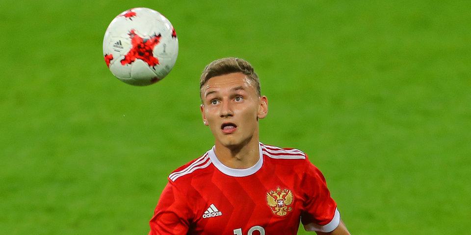Бердыев выбрал Гулиева вголосовании залучшего юного футболиста РФПЛ