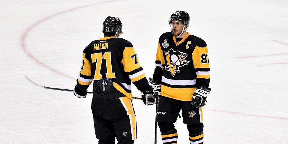 Кросби и Малкин спасают «Питтсбург»