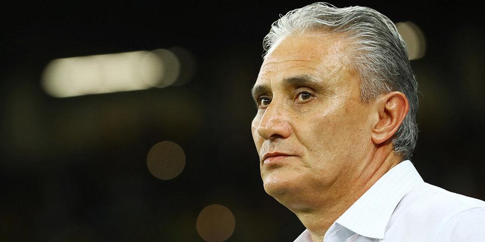 Тите продлил контракт со сборной Бразилии до ЧМ-2022