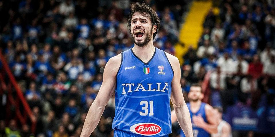 Сборная Италии не пустила Сербию на Игры в Токио