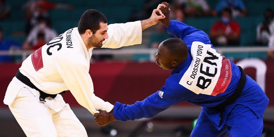 Дзюдоист Игольников проведет схватку за бронзу олимпийского турнира