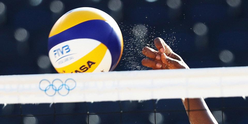 Лешуков и Семенов вышли в четвертьфинал Олимпиады в пляжном волейболе