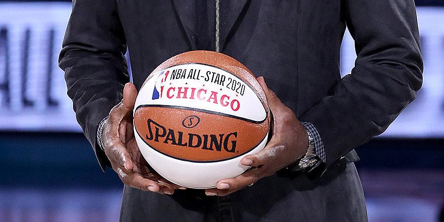 Определились составы команд Матча звезд НБА