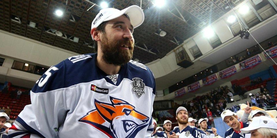Хоккеист Данис Зарипов объявил, что получил предложение отклуба НХЛ «Сент-Луис»