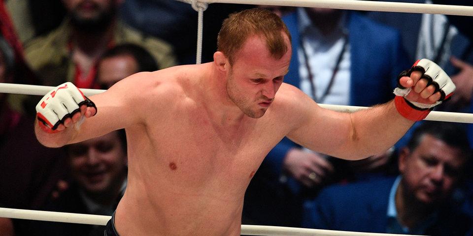 Александр Шлеменко: «К бою с Андраде подойду в идеальной форме»