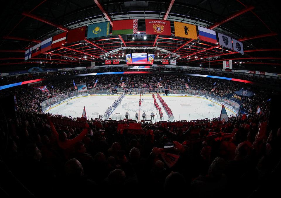 Стадион СКА сможет применять ледовые площадки трех типов