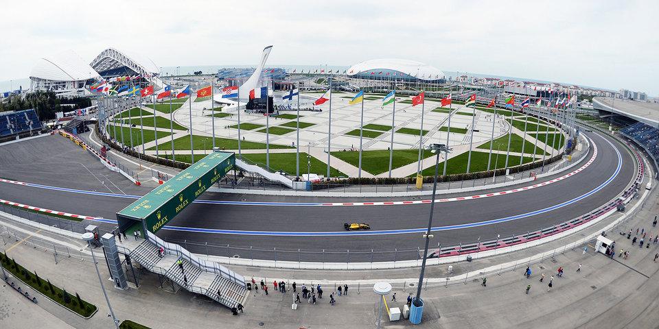 Автодром в Сочи примет один из этапов GP3 в 2018 году