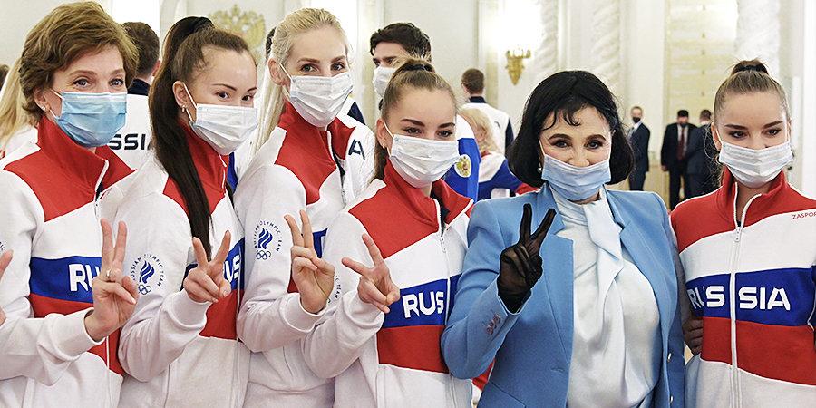 Винер-Усманова планирует поехать на ЧМ по художественной гимнастике в Японии