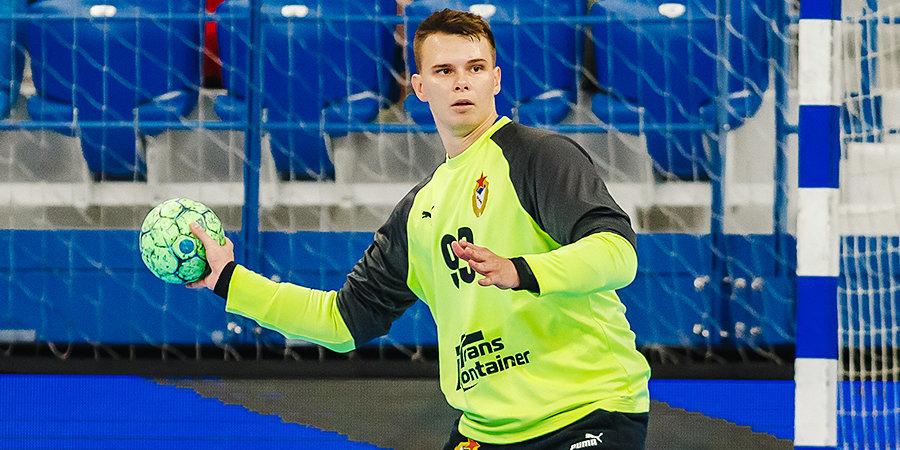 Дмитрий Кузнецов — самый ценный игрок Кубка «Матч ТВ»