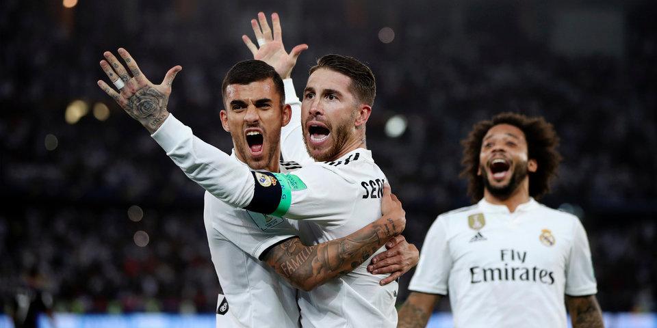 «Реал» занял первое место по доходам в Европе, «Зенит» — 25-й