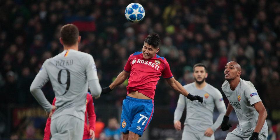 Валерий Масалитин: «ЦСКА играл хорошо, но не смог распорядиться своими моментами»