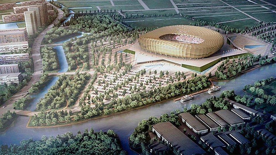 Наталья Ищенко: «Спортивные объекты ЧМ-2018 послужат огромным толчком для развития спорта»