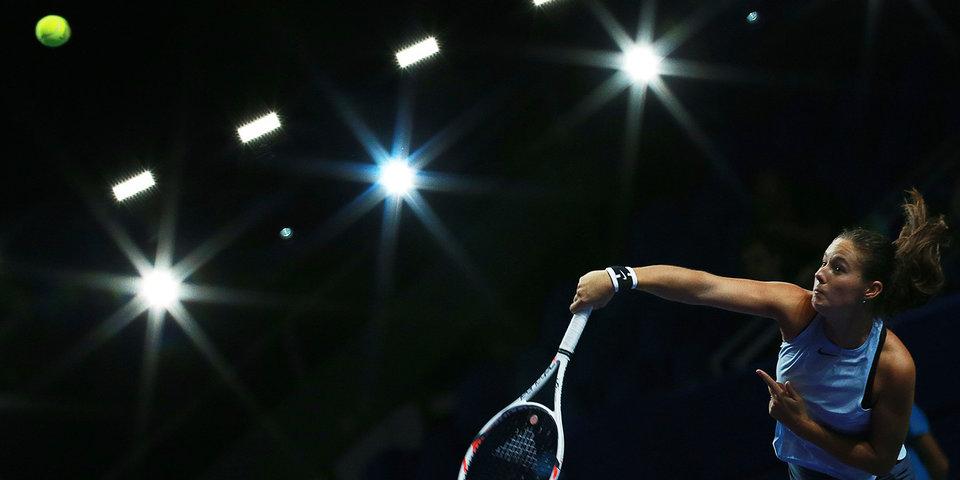 Касаткина стала 12-й в рейтинге WTA, Шарапова поднялась на одно место