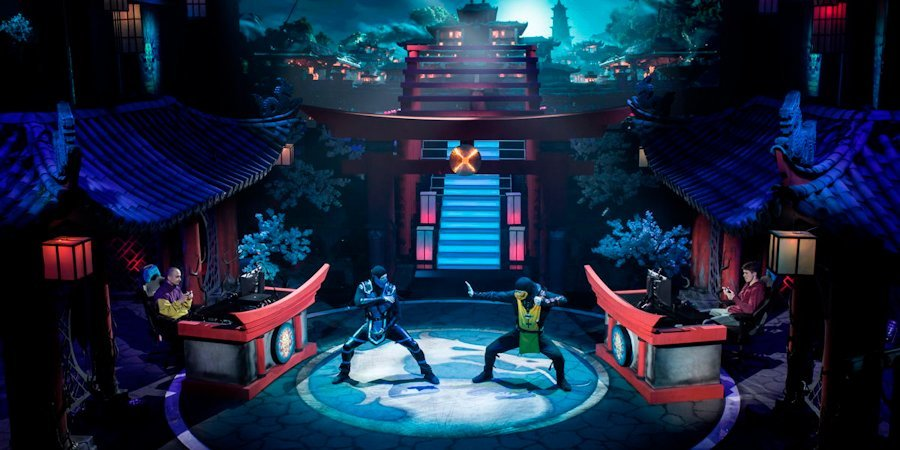 Победитель турнира по Mortal Kombat заработал 1,7 миллиона рублей. Боксер Усик вышел на ринг против Шао Кана